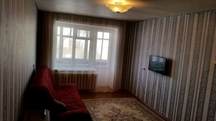 Квартира в центре над ТЦ Звёздный - Kurgan - Apartamento