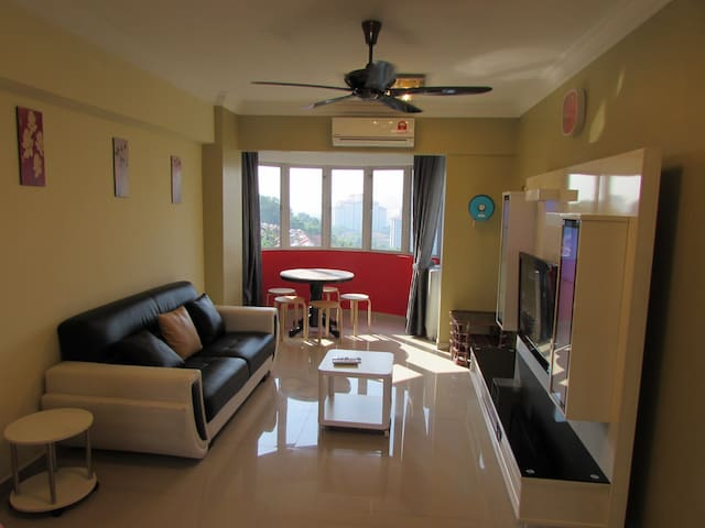 3Bedrooms : Kuala Lumpur Winner Stay for 10persons - Kuala Lumpur - Appartement