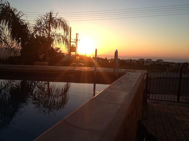 fantastic sunrise every  morning