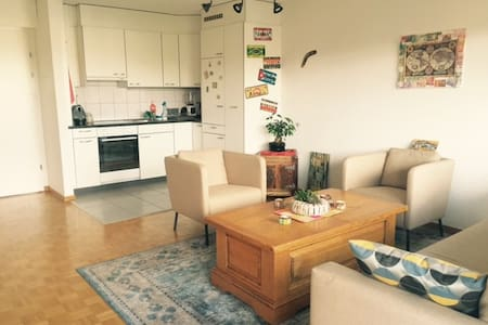 Nice apartment in Biel close to Bern - Bienne - Pis