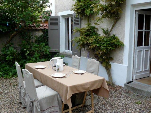 Maison de charme - Saint-Leu-la-Forêt - Dom