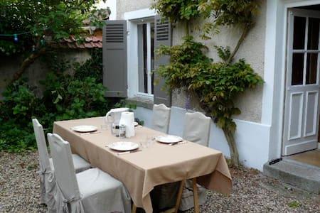 Maison de charme - Saint-Leu-la-Forêt