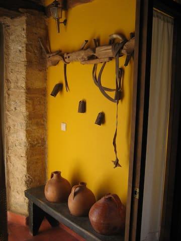 Casa de Pueblo para desconectar - Sotosalbos