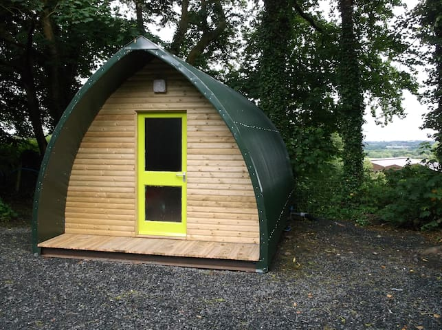 Ardtara Arc. Glamping pod - Upperlands - Chalé