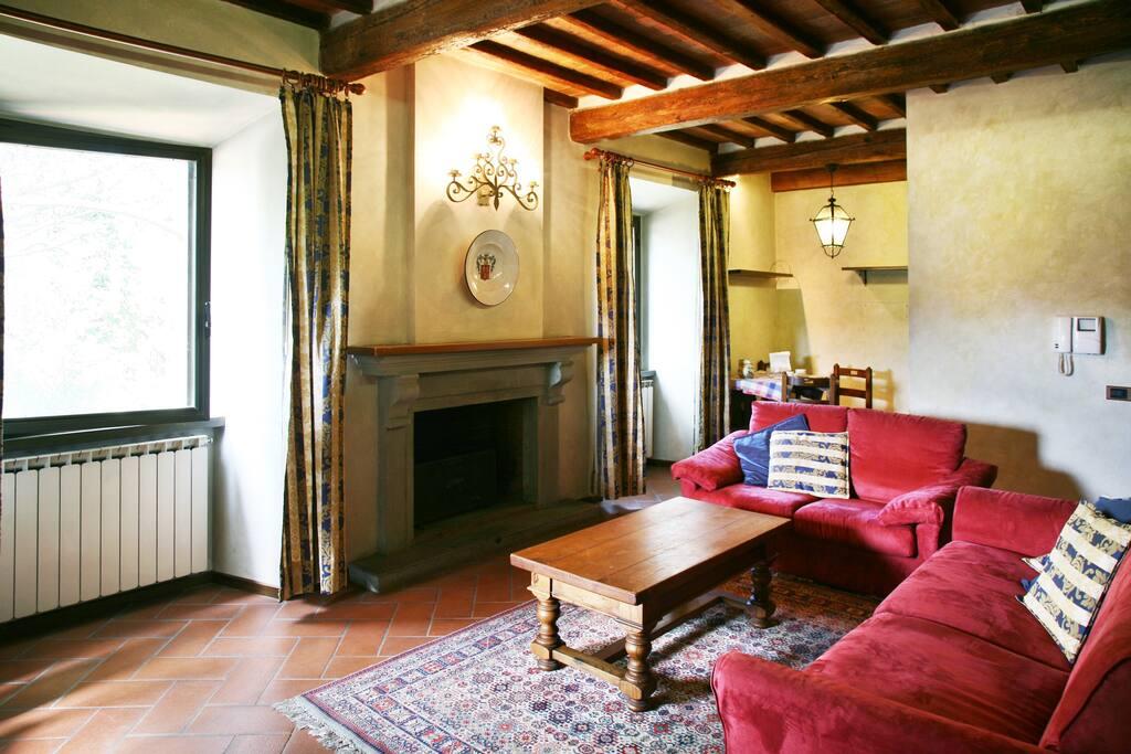 Casa con vista sulle colline appartamenti in affitto a firenze toscana italia - Ricci casa bagni ...