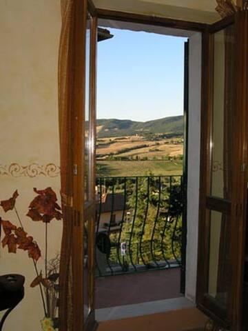 Charming Apartment in Tuscany - Chianciano Terme - Apartamento