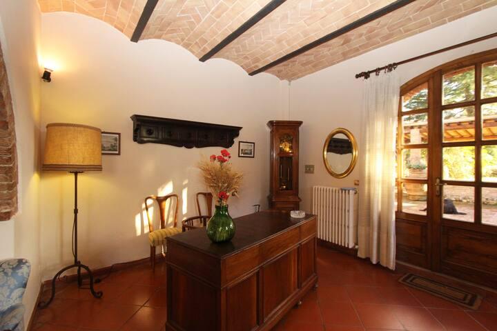 Porzione di casolare in campagna - Siena - Apartemen