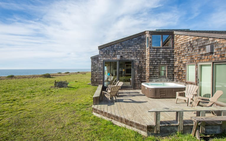 Gregg Home - Sea Ranch - Maison