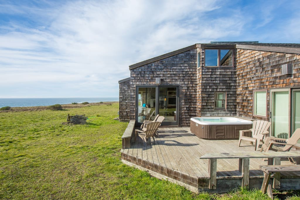 Gregg home houses for rent in sea ranch california for Sea ranch house