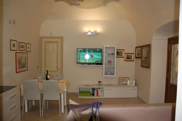 Casa del Drago Piano terra 50 m da Floating Piers - Sulzano - Wohnung