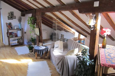 lovely and peaceful studio - San Lorenzo - Daire