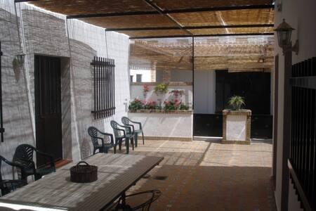habitacion para 4 personas - El Rocío