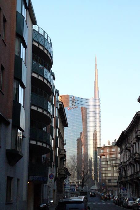 Via Maroncelli