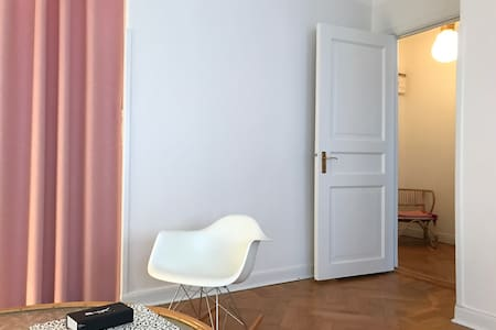 Neat two room apartment in Hornstull, Stockholm - Stockholm
