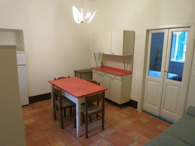 Bilocale  Cinque Terre - Lunigiana. - Licciana Nardi - Apartamento