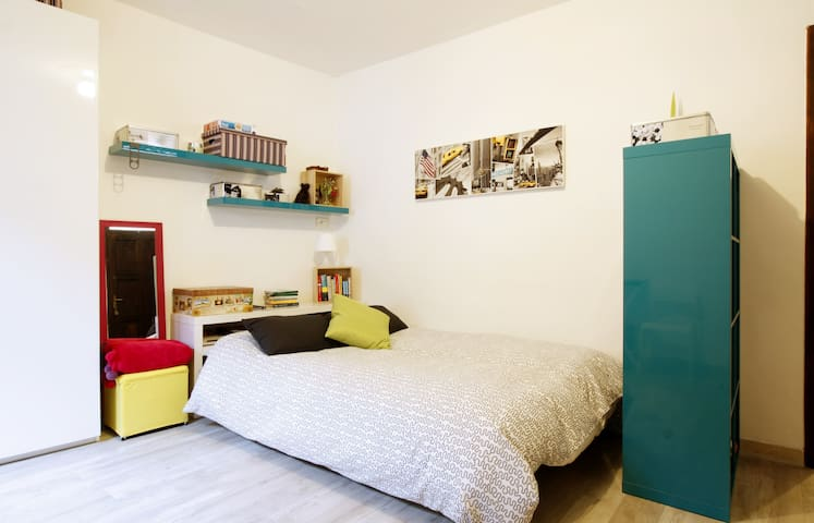 Lovely studio in front of Ticino river - Pavia - Apartament