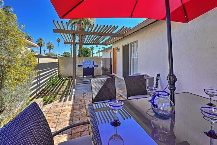NEW! Charming  2BR La Quinta Apt in Prime Location!