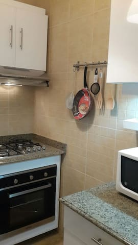 2 bedroom apartment with garden - Giza - Daire