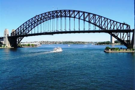 Enjoy one of Sydney's best views! - Kirribilli - Lejlighed