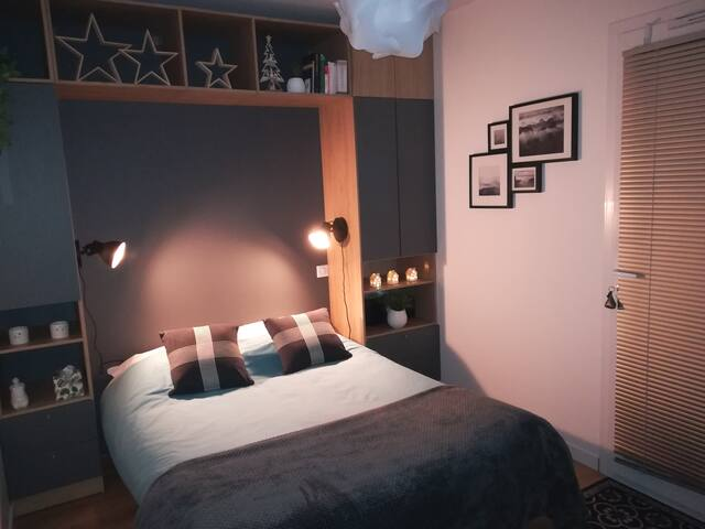 La chambre de l'Aulp