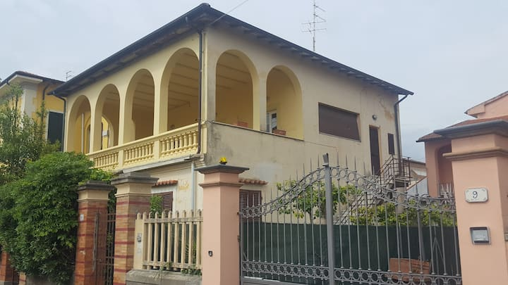 casa degli archi