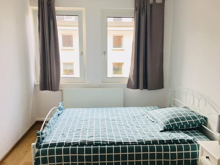 Dortmund Mitte und Hbf/ nice room in city center