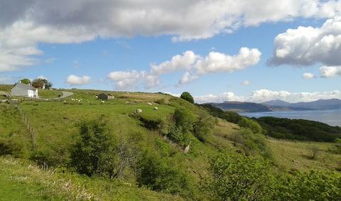 Spar Cottage, Elgol, Isle of Skye