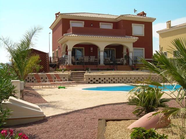 Villa Bonalba - Mutxamel - Villa