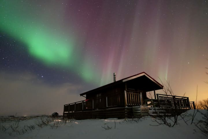 Golden circle cabin - with hot tub - Laugarvatn