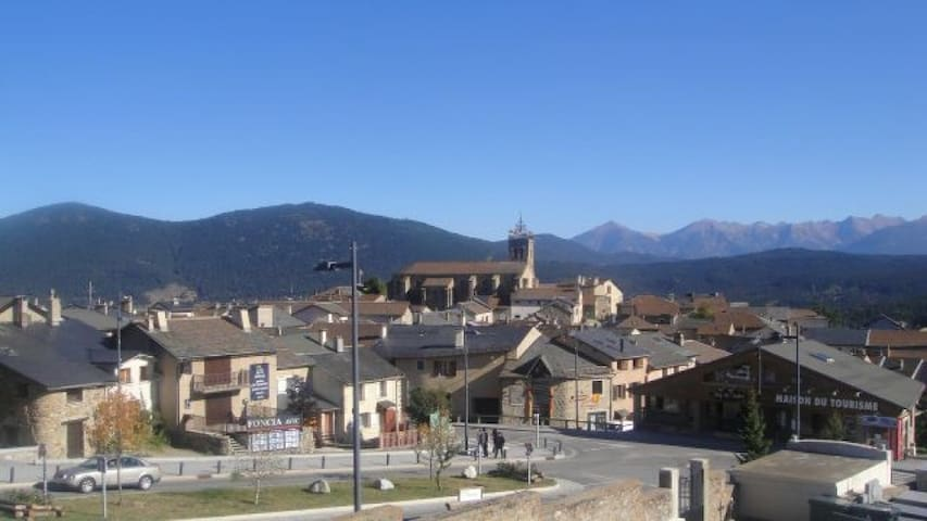 Les angles.pyrenees orientales .france