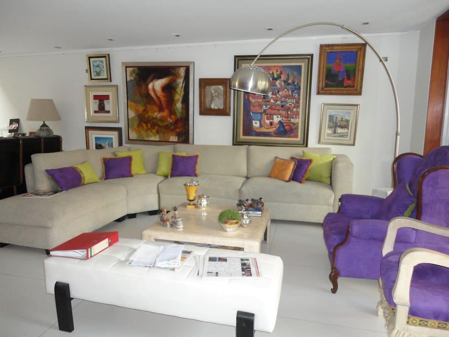 Sala o Livingroom 2