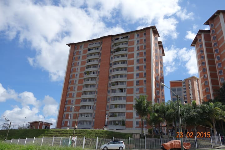90 m2 Apartment 12th floor - Caracas - Apartment