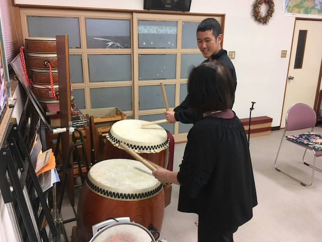 You can experience traditional Japanese music! - Imizu-shi - Casa