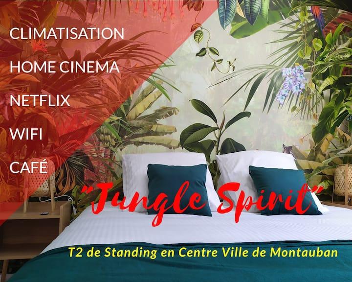 ❤ T2 Jungle Spirit ❤@ Les Loges de Montauban