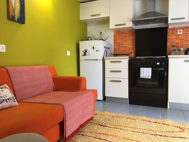 Cozy studio in a quite area in Ioannina - Ioannina - Apartment
