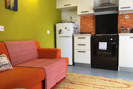 Cozy studio in a quite area in Ioannina - Ioannina - Daire