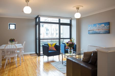 2 BR Riverside City Centre Duplex  - Galway