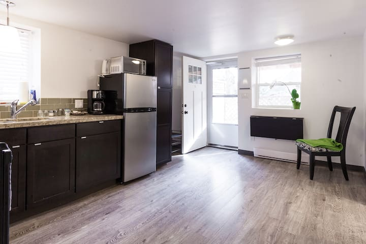 Sapperton Garden Suite - New Westminster - Apartemen