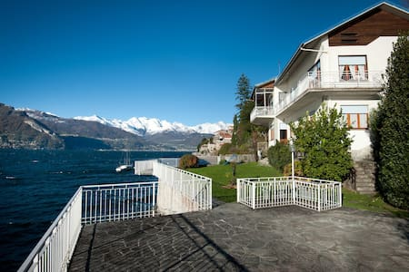 Villa Miki directly on lake Como - Dervio - Villa
