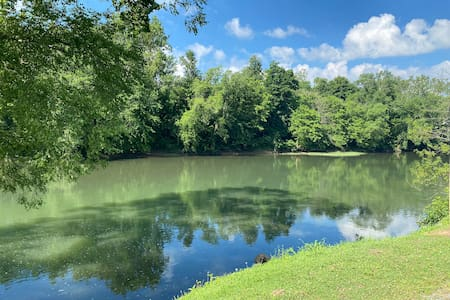 The Greenbrier River View