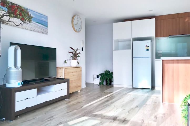Two bedrooms apartment + a carpark in Auckland CBD