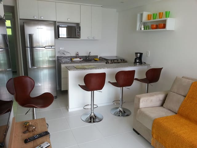 Charming 2-bedroom apart - Mangaratiba - Appartement