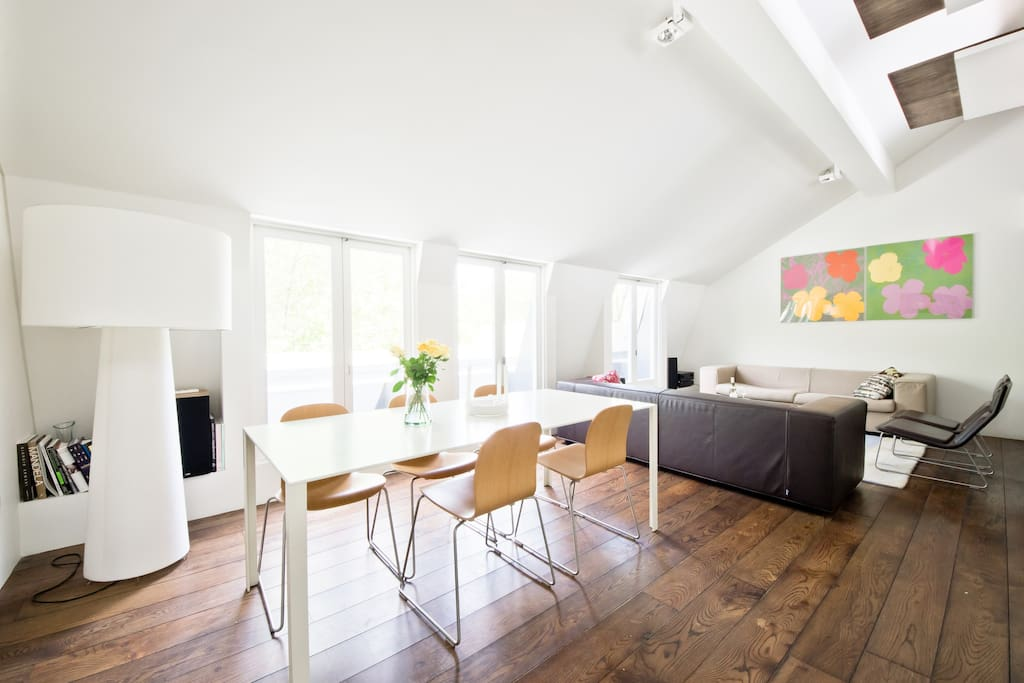 Georgian London Loft Central West Apartments For Rent In London United K