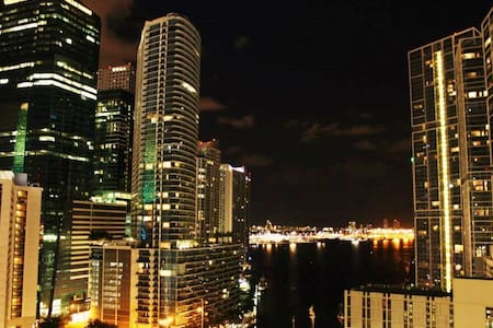 Luxury 2Floor Loft-BayFront+Skyline FREE Parking - Miami