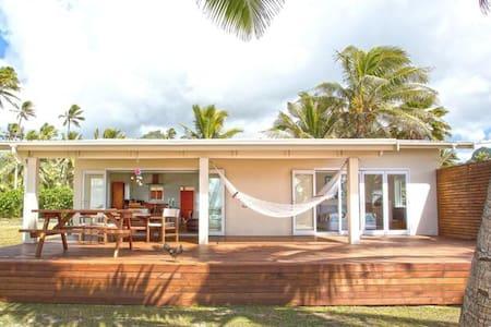 Pouara Villa Stunning Ocean Views - Matavera District - Haus
