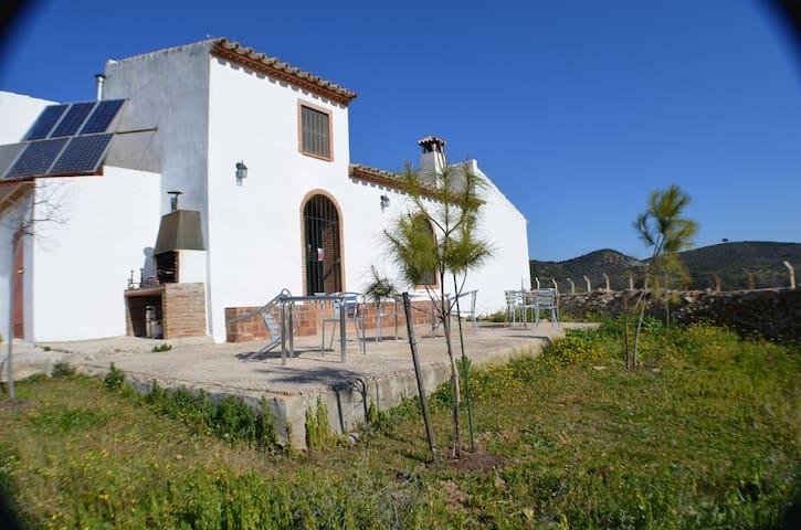 CASA RURAL DEHESA SIERRA LEON - La Puebla de los Infantes - House