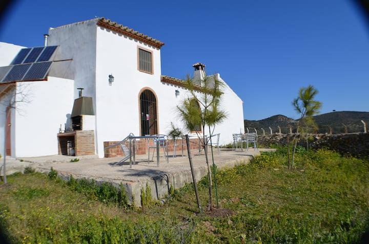 Casa rural Dehesa Sierra León