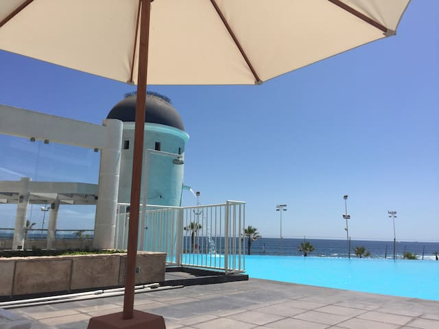 Exclusivo departamento frente a Playa en Iquique - Iquique - Apartment