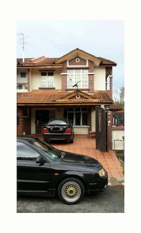 Homestay Annis UTM Skudai - Johor Bahru - Hus
