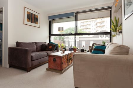 Open, light, central. Great value. - Potts Point - Apartamento